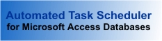 Microsoft Access Database Scheduler